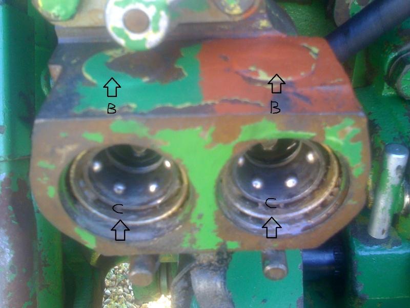joint coupleur hydraulique 4230 Double11