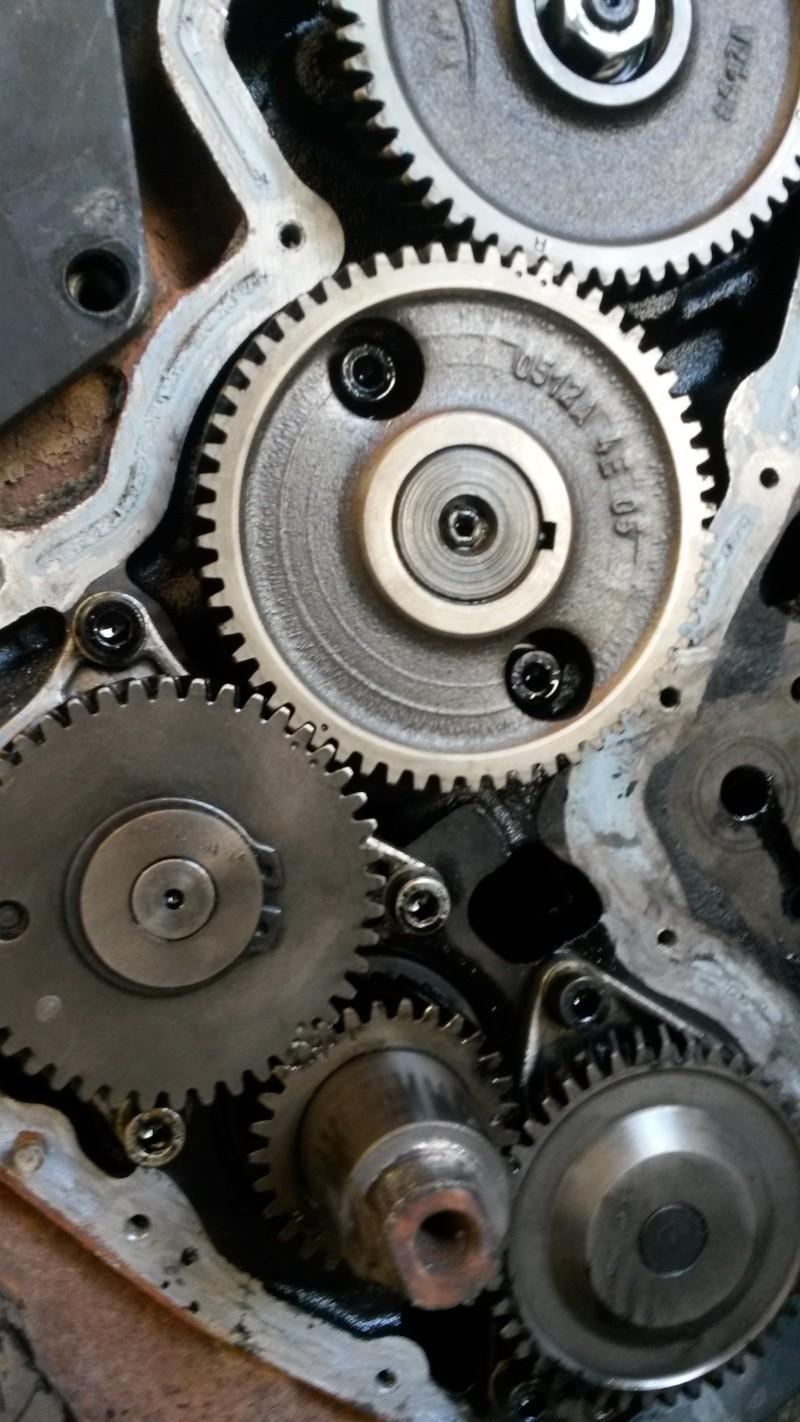 Problème suite remontage NV moteur ????????? Nouvel12