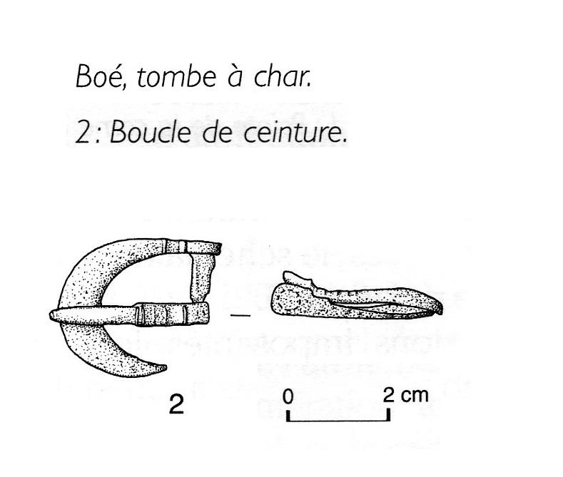 Le choix des boucles de ceinturon Boucle14