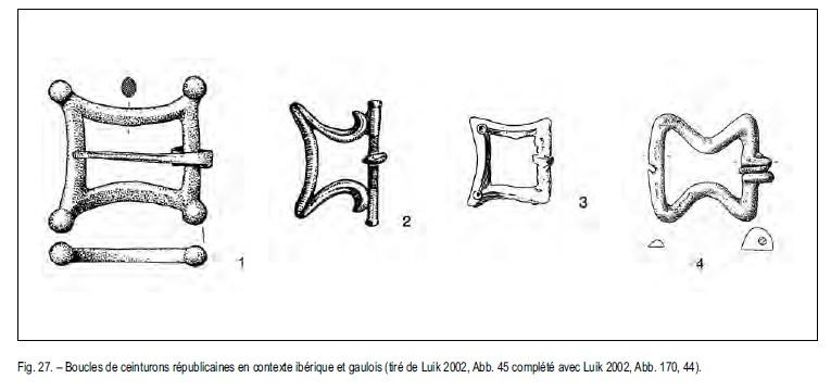 Le choix des boucles de ceinturon Boucle15