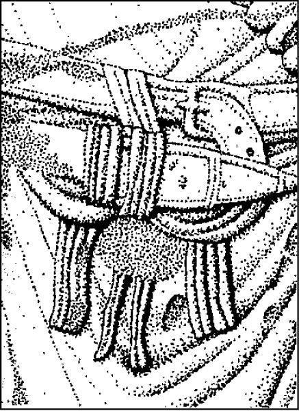 Le choix des boucles de ceinturon Dytail10