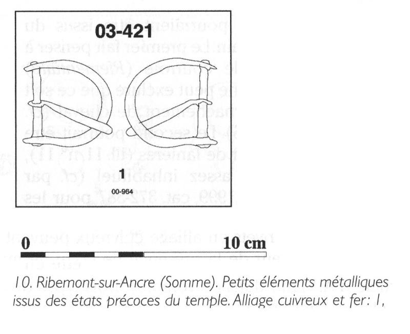 Le choix des boucles de ceinturon Ribemo10
