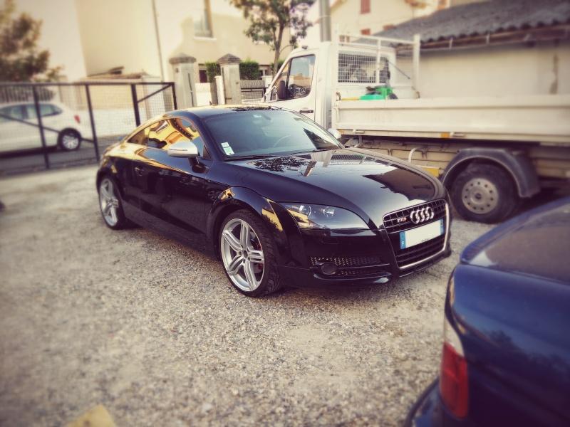 AUDI TT 2.0 TFSI 200 MK2 Black 2015-021