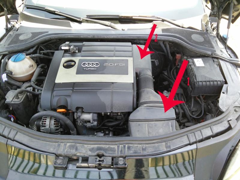 AUDI TT 2.0 TFSI 200 MK2 Black 2015-029