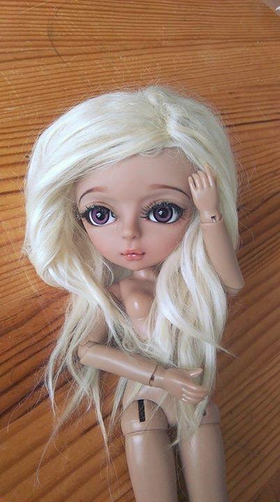 Yukikono's Doll (Hujoo Yomi, Pullip et autres) Ambre10