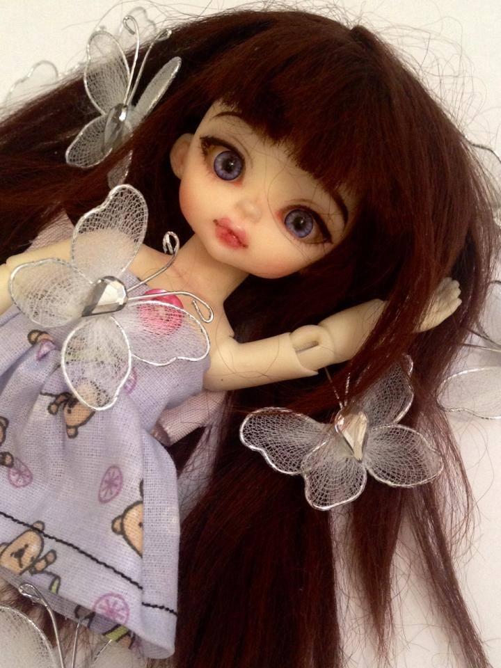 Yukikono's Doll (Hujoo Yomi, Pullip et autres) Baby10