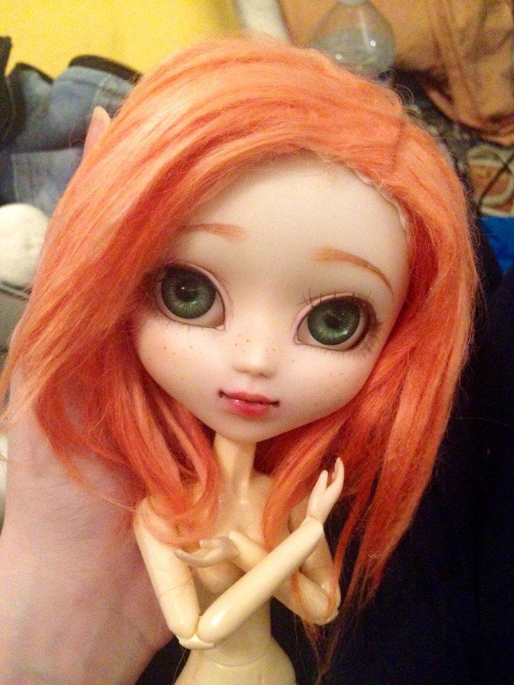 Yukikono's Doll (Hujoo Yomi, Pullip et autres) Doll10