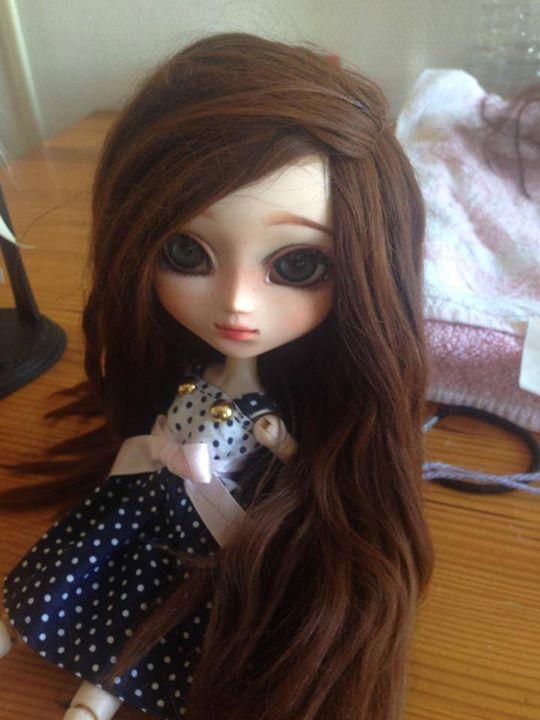 Yukikono's Doll (Hujoo Yomi, Pullip et autres) Lila10