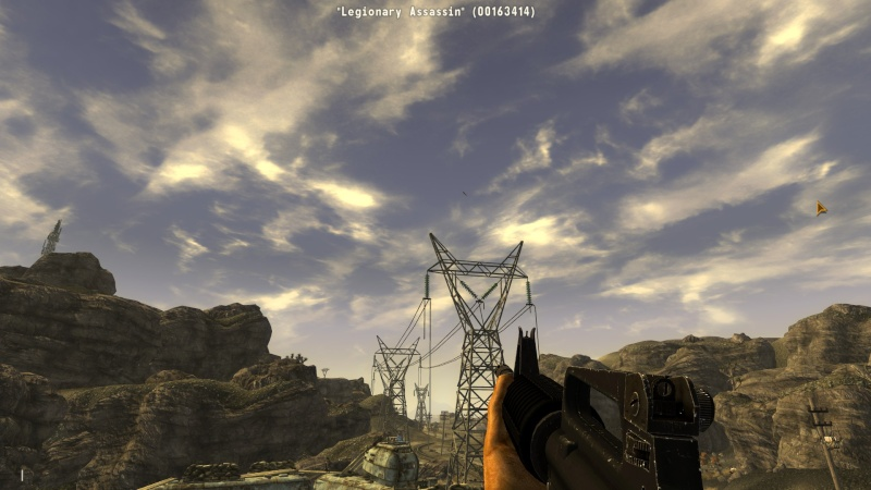 Weirdest glitch you have seen in a fallout game 2014-015