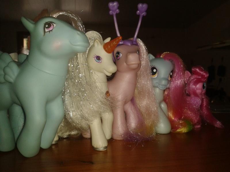 Ma pony collection <3 - Sifflebiz 2014-010
