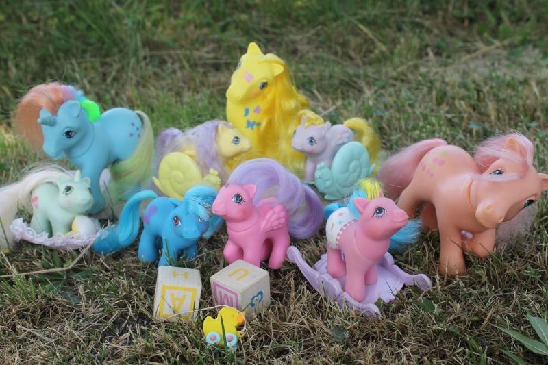 Ma pony collection <3 - Sifflebiz Img_1726