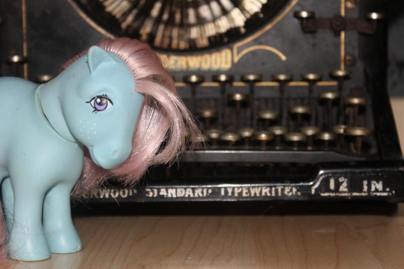 Ma pony collection <3 - Sifflebiz Img_1735