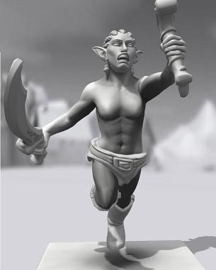 Galerie de Personnages 3D Hero Forge Bothel10