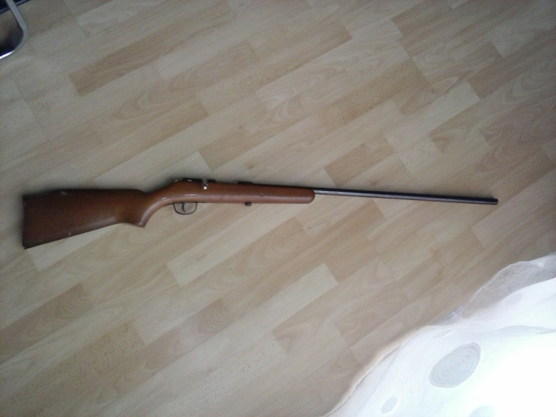 Renseignements concernant ma carabine gaucher m-s-a saint Etienne France? Cam00612
