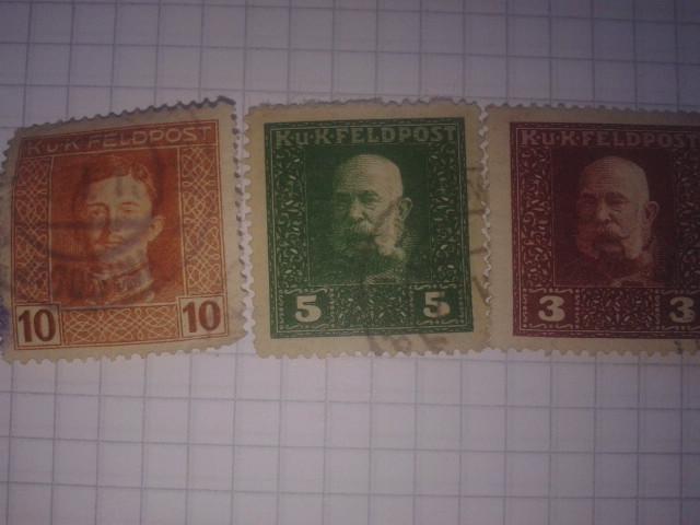 """Briefmarken - Briefmarken """"Bosnien : Herzegowina"""", """"KuK Feldpost"""", """"Jugoslavija"""", """"Srbija"""" Fotogr10"""