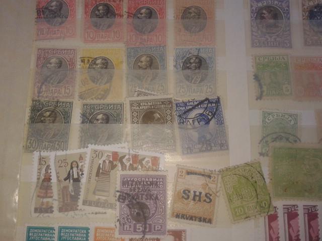 """Briefmarken - Briefmarken """"Bosnien : Herzegowina"""", """"KuK Feldpost"""", """"Jugoslavija"""", """"Srbija"""" Fotogr13"""
