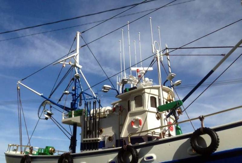 Carmen II rebaptisé l'Aurora ai 1/40 de chez Artesania Latina Thonie42