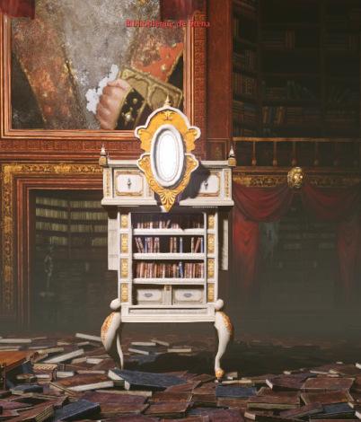 [DJ] Comment accéder au Jardin Libris de la bibliothèque Biblio11