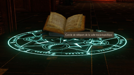[DJ] Comment accéder au Jardin Libris de la bibliothèque Cercle10