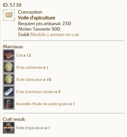 Guide de L'Apiculture Voile10