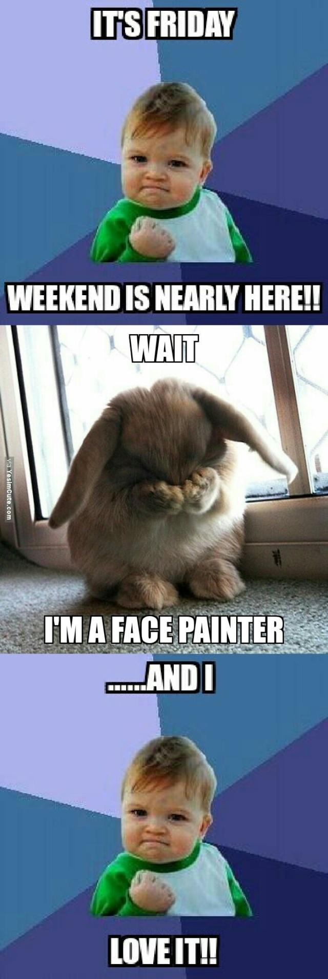 Face Painting Memes Meme13