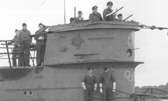 Bootswappen, emblème des U-boote U20310