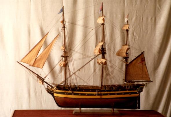 Frégate HMS Serapis 1779 par bofff07 Img02210