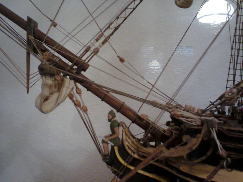 Frégate HMS Serapis 1779 par bofff07 Photo012