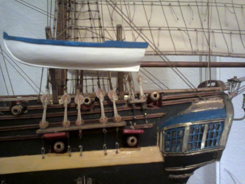 Frégate HMS Serapis 1779 par bofff07 Photo013