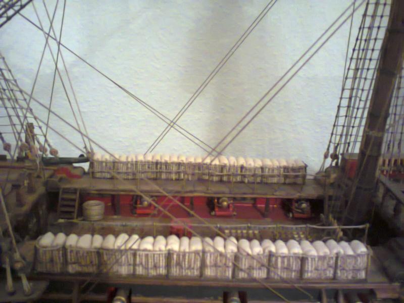 Frégate HMS Serapis 1779 par bofff07 Photo014