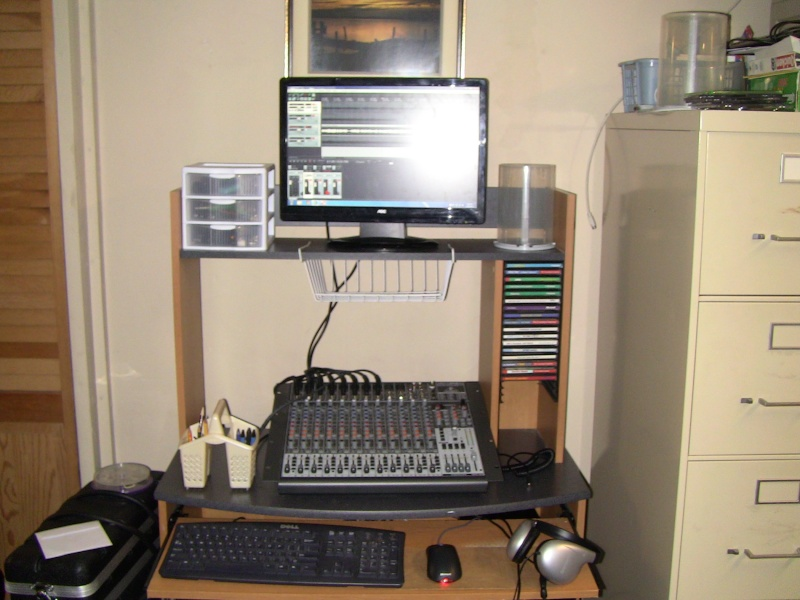 Showcase your broadcasting/recording equipment! Img_0210