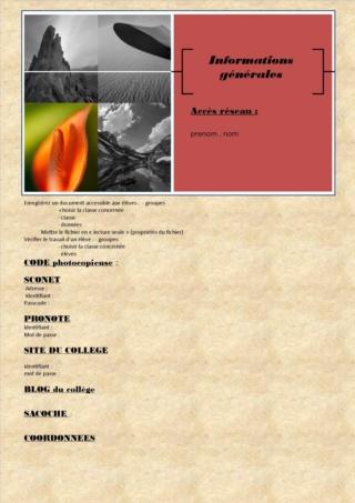 Question traditionnelle : le fameux carnet de bord - Page 8 Carnet11