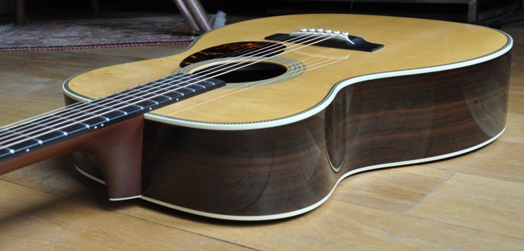 Ma nouvelle guitare: Martin OM28V Omm28v17
