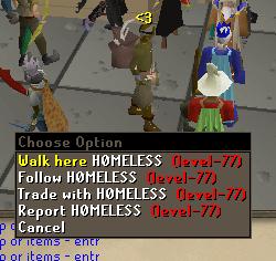 Found a homeless guy Homele10