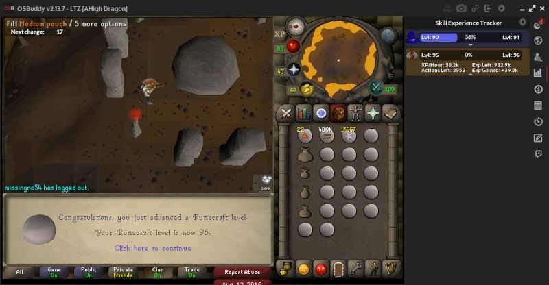 Road to 99 RC  Runecr11