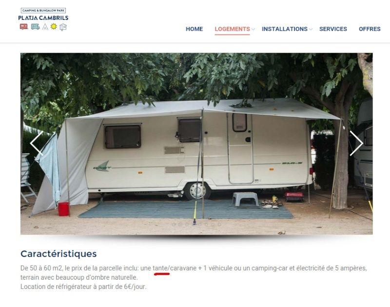Camping Espagne Captur10