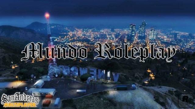 Bienvenidos al Foro De Mundo-Roleplay [RP]