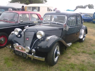 CITROËN Traction 7B Cabriolet 1934 Caland10