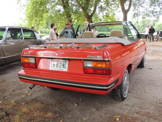 Renault Alliance cabriolet de 1984 Dscn3918
