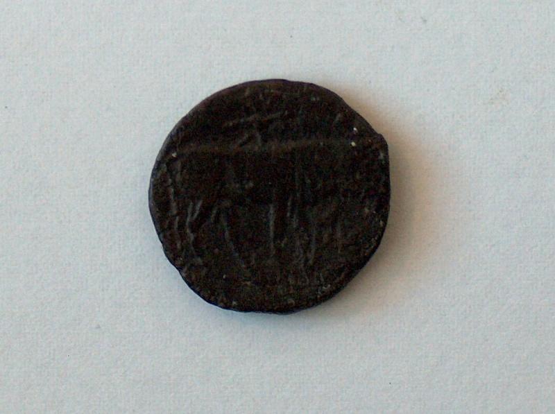 monnaie punique frappée en Sardaigne 421f10