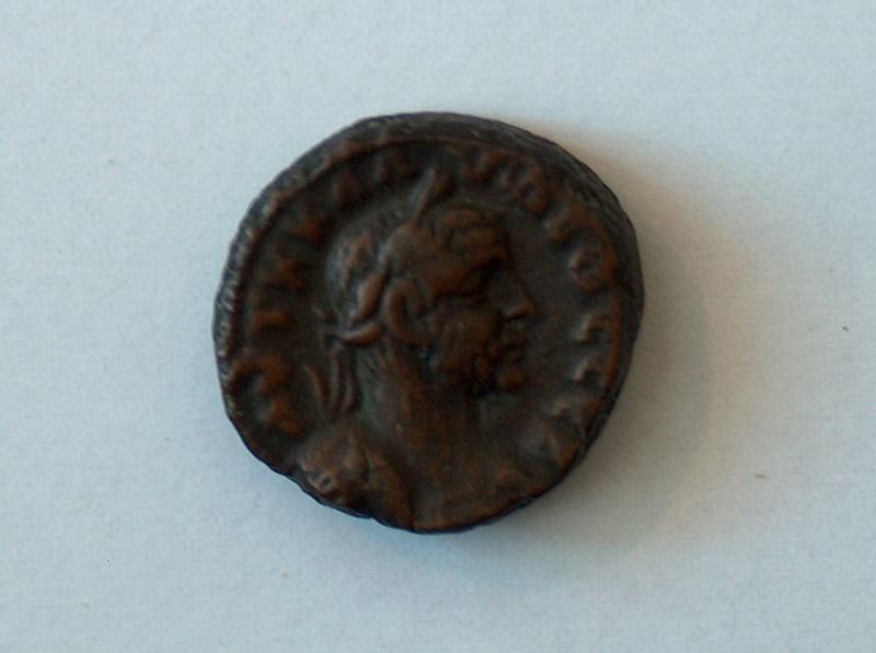 Tétradrachme d'Alexandrie peut être Maximien Hercule 42510