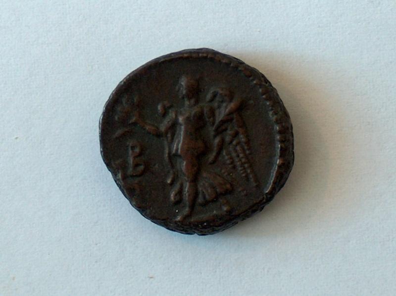 Tétradrachme d'Alexandrie peut être Maximien Hercule 425f10