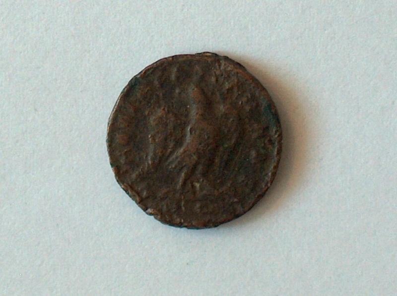 nummus de consécration de Constantin Ier pour Claude II Rome 513f10