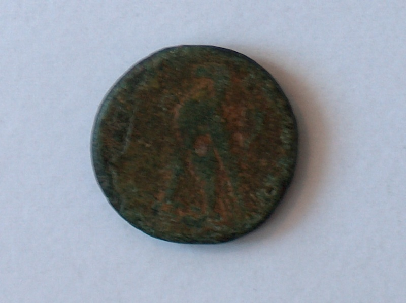Ptolémée VI et Cléopâtre I Thea, moyen bronze, Alexandrie 524f10