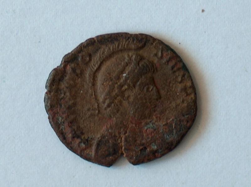 nummus de Théodose Ier pour Constantinople 52610