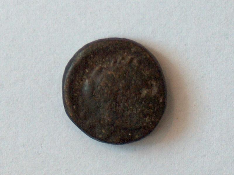 bronze Sicile grecque Agrigente 55710