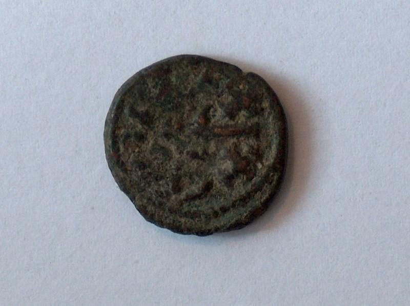 Demi Follis de Constans II émis à Carthage 616f10