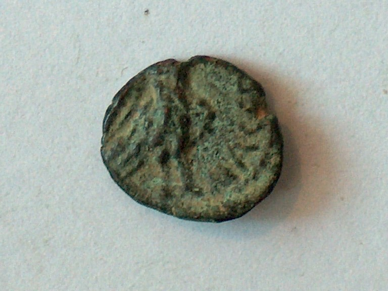 gauloise petit bronze à l'aigle de marseille 711f10
