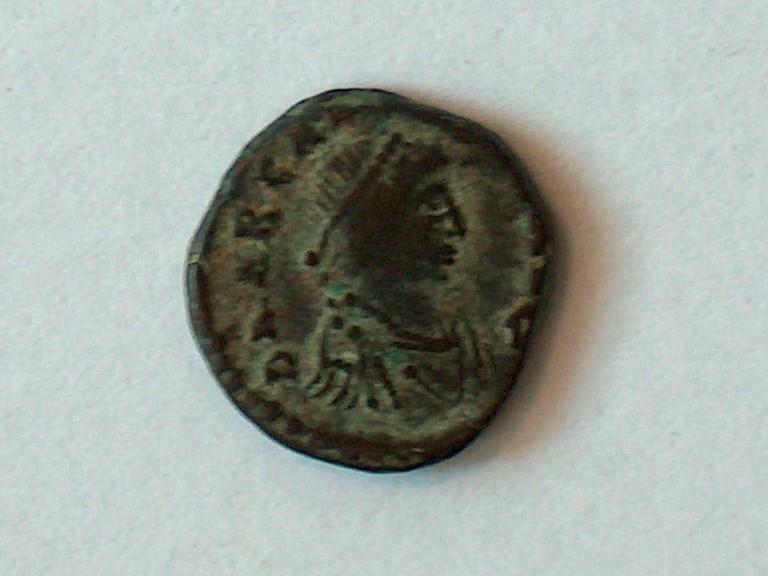 nummus Arcadius pour Nicomédie 71210