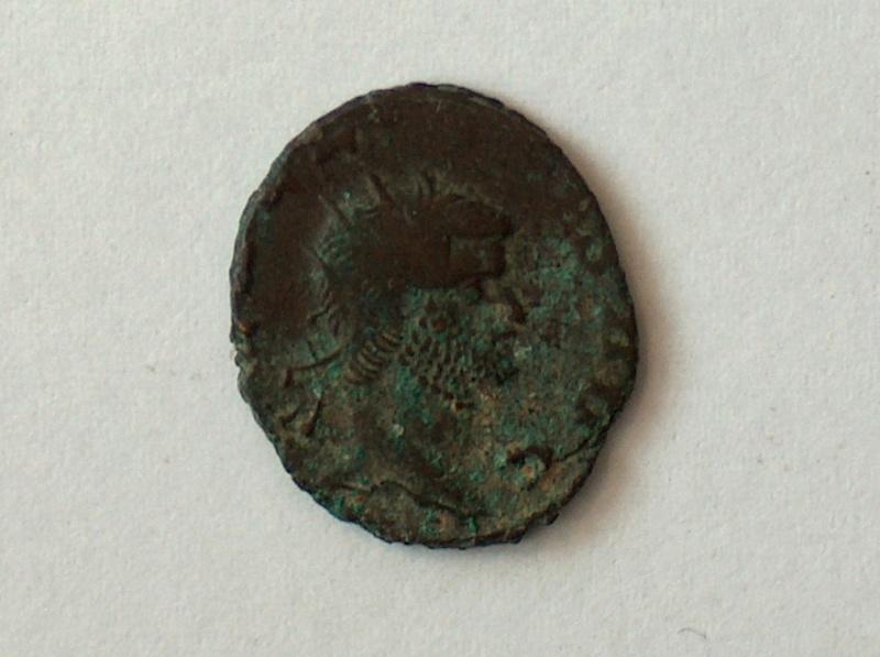 antoninien de Gallien pour Rome émission bestiaire 73310